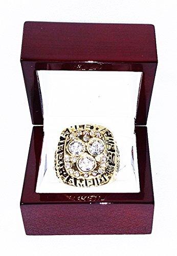 EDMONTON OILERS (Wayne Gretzky) 1987 NHL Stanley Cup Fina...