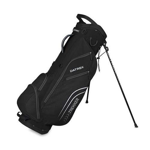 (Datrek Golf Trekker Ultra Lite Stand Bag (Black/Charcoal))