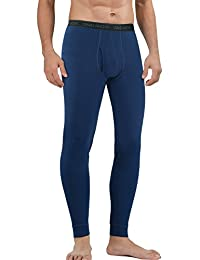 David Archy Men's Mid Weight Wicking Thermal Pant