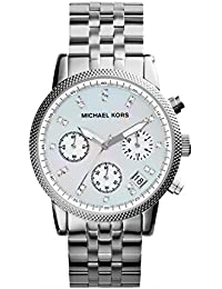 Women's Ritz Silver-Tone Watch MK5020