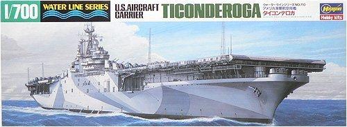 USS Ticonderoga 1/700 Hasegawa