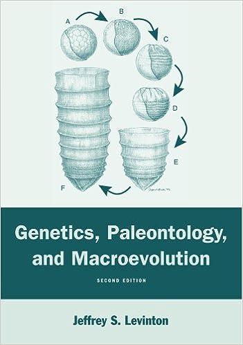 Genetics, Paleontology, and Macroevolution