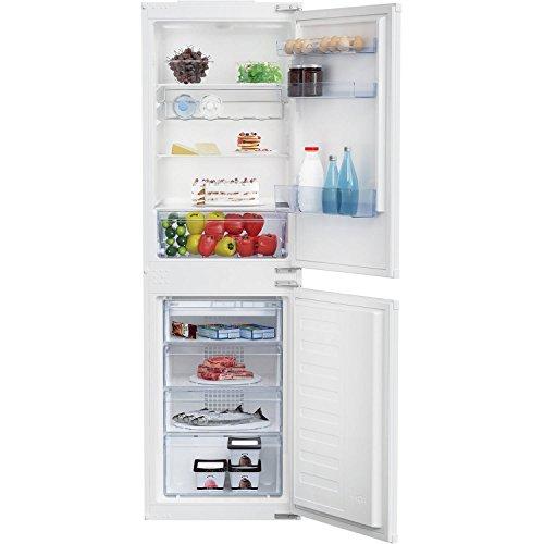 Beko BCFD150 50/50 Built-In Fridge Freezer Frost Free - White