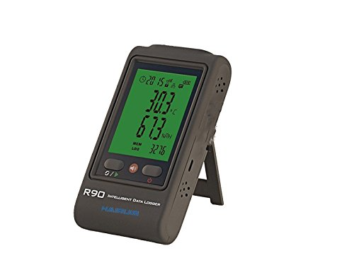 d Light Temperature Humidity Data Logger R90-TH-U -20-70℃ / 0-100%RH Internal Sensor PDF, BMP, Text format for pharmacy, vaccine management, cold-chain, refrigerator ()