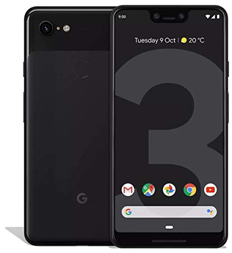 Google Pixel 3 Verizon 64GB Black