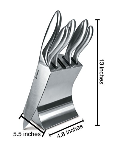 Cuisinox 6 Piece Stainless Steel Kitchen Utility Knife Set by Cuisinox (Image #1)