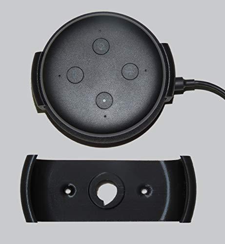 Alexa Holder for 3rd Gen Echo Dot (Black)