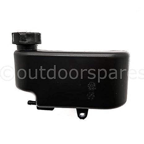 Castel Garden RM45 RM55 RM65 cortadora de césped Motor depósito de ...