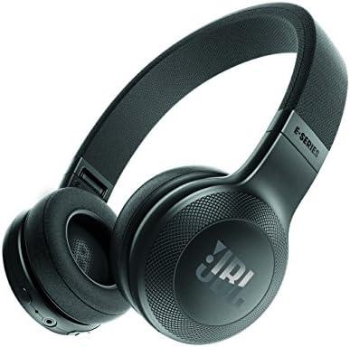 JBL JBLE45BTBLK Harman E45 Bluetooth On-Ear Headphone – Black