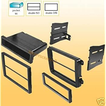 stereo install dash kit vw jetta a5 05 06 2005. Black Bedroom Furniture Sets. Home Design Ideas