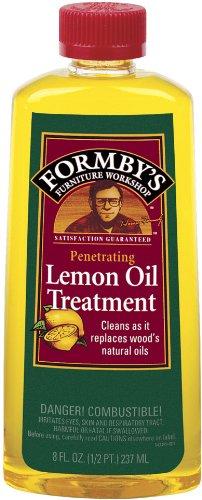 Formbys 30015 Lemon Oil Finish, 8-Ounce