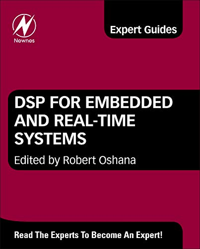 DSP for Embedded and Real-Time - Systems Embedded Handbook
