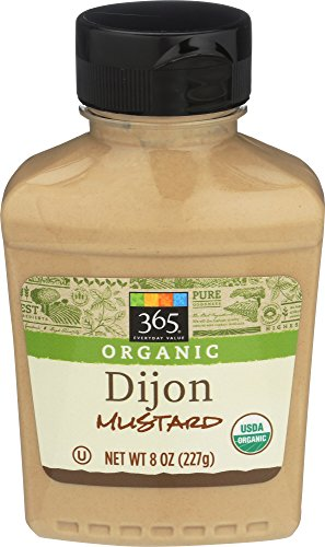 - 365 Everyday Value, Organic Dijon Mustard, 8 oz