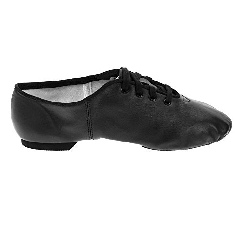 Jazz Shoes Sole CG02 Split Black 6wxqEwOBt