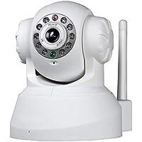 CCTV Wireless Wifi 720P HD H.264 P2P 1MP IP Network Home IR Security Camera P/T