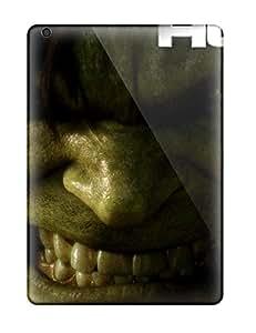Fashion Tpu Case For Ipad Air- Hulk Defender Case Cover