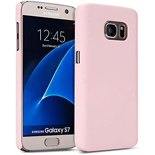 Galaxy S7 Case, GMYLE Snap Hard Cover Case for Galaxy S7 SM-G9300 - Baby Pink Sales