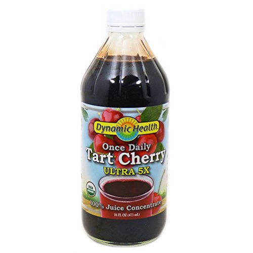 Dynamic Health Tart Cherry Ultra Juice Concentrate, 16 Ounce