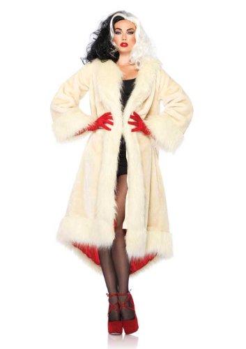 Leg A (Disney Cruella Adult Coat)