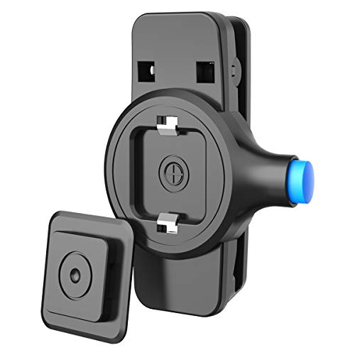 (Phone Belt Clips, SPORTLINK Universal Holder with Easy Mount, Quick On/Off for iPhone X/XS/XS Max/XR, Samsung Galaxy Note 8,S8 S7 S6 Edge and Any Smartphones)