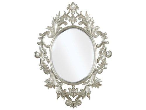 Kenroy Home Mirror Silver 38 Inch