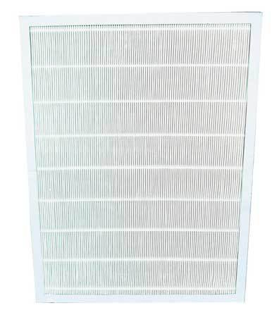 Dayton 2HPB4 Replacement Filter, HEPA, 2HPB1 by Dayton