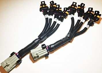 41YQ5UKjAfL._SX355_ coil wire harness wiring diagrams  at eliteediting.co