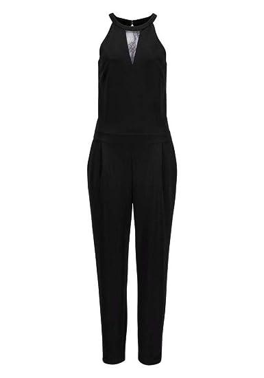 ONLY Overall Celeste Einteiler Jumpsuit  Amazon.de  Bekleidung bf9e0a5772