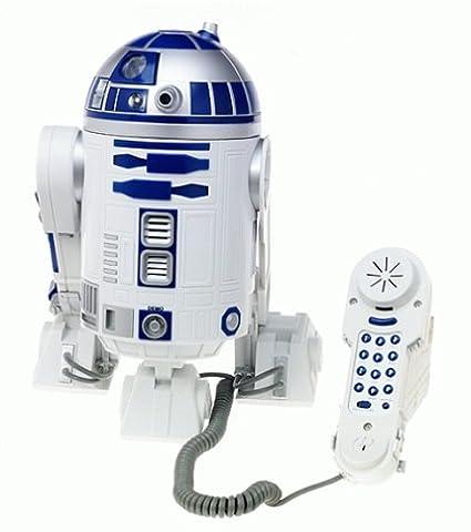 Telemania Star Wars R2D2 Novelty Phone