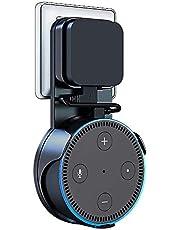 Cocoda Wandhalterung Ständer für Dot 2, Wunderbare Halterung Zubehör für Smart Home-Lautsprecher, ohne Unordentlich Kabel oder Schrauben, Angehängt (Ladekabel ist Enthalten)