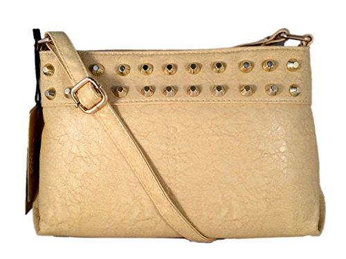 Promoción Especial New Fashion Fancy Único desginer Elegante mujeres y muchachas sling bolsa de regalos Off White