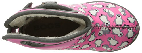 Bogs Winter Baby Penguins Pink Classic Multi Boot Snow Bqv4ZwB