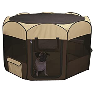 Ware Manufacturing Large Deluxe Pop Up Dog Playpen Click on image for further info.