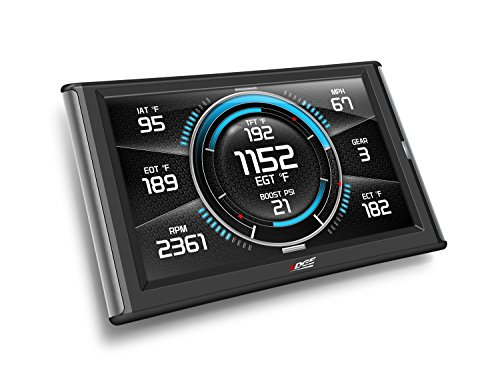 Diesel Power Upgrade (Edge Products 84130 Insight Monitor)