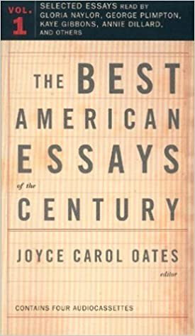 The best american essays of the century aa amazon com books