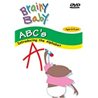 Brainy Baby - a,B,C,'s [Import]