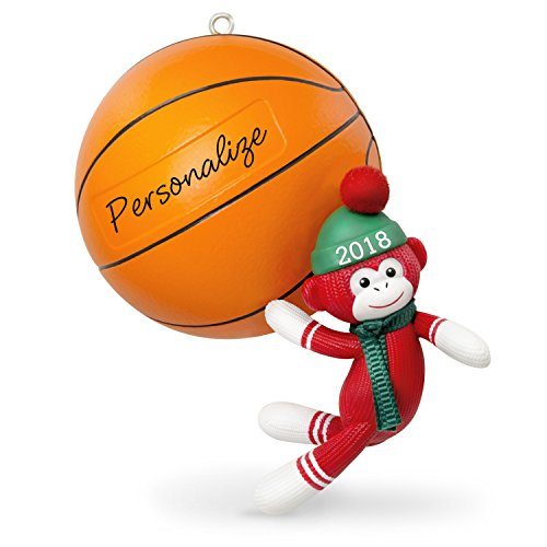 Hallmark Keepsake Personalized Christmas Ornament 2018 Year Dated,