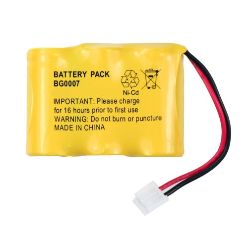 Fenzer Rechargeable Cordless Phone Battery for Sanyo
