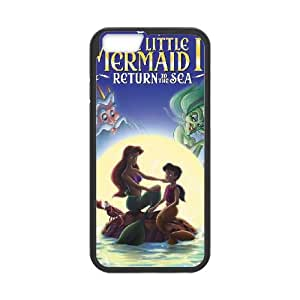 Little Mermaid II, The Return to the Sea iPhone 6 Plus 5.5 Inch Cell Phone Case Black psrf