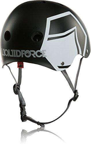 Liquid Force 2018 Kiteboarding Helmet Hero Black