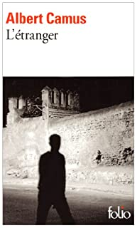 L'étranger, Camus, Albert