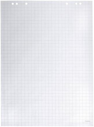 Flipchart Blöcke kariert, 5 Stk. - Flipchart Papier