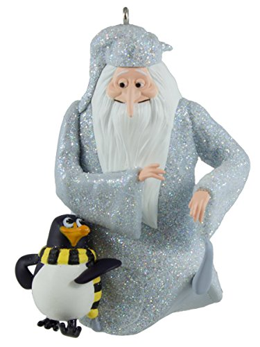 Hallmark Santa Claus is Comin' to Town Winter Warlock Ornament
