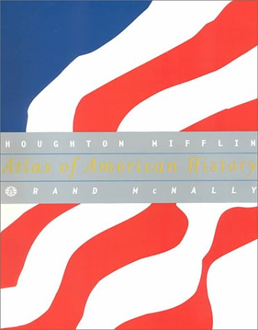 Rand McNally Atlas of American History 99