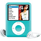 Apple iPod nano 8 GB Blue, Clamshell Package (3rd Generation) OLD MODEL