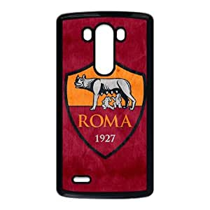 LG G3 Cell Phone Case Black As Roma Logo afhb