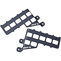 Molle Platform Solutions - JK Jeep rear door molle panel fits 11 to 18, 4 door models. Get rid of that sagging net and regain your stoarge capacity.