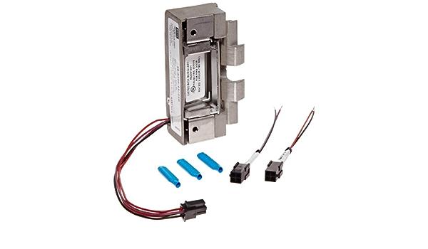 Satin Bronze HES 18104140 310 6 3 PK Keeper Sandard Fail Safe Electric Strike 24 V DC
