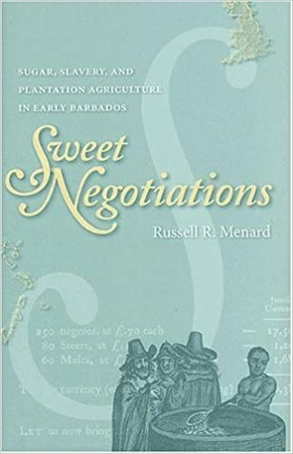Read online Sweet Negotiations: Sugar, Slavery, and Plantation Agriculture in Early Barbados PDF, azw (Kindle), ePub, doc, mobi