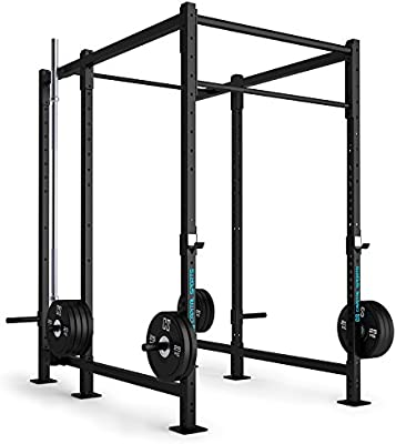 CAPITAL SPORTS Dominate Edition Set 9 Basis Rack musculación Rig ...